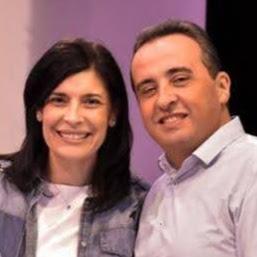 Rodrigo y Mirna Lafuente