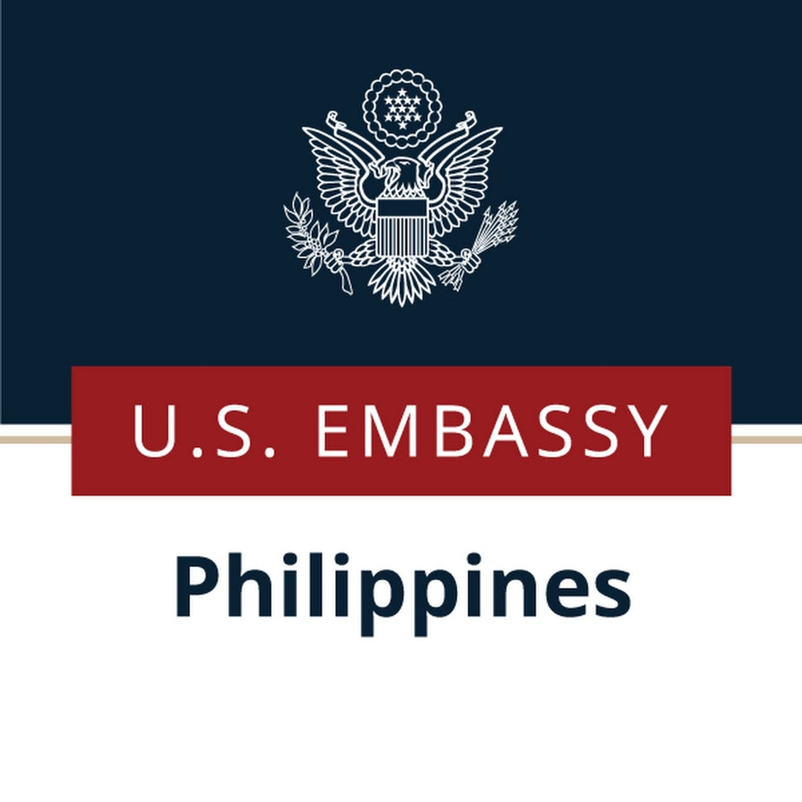 US Embassy In The Philippines YouTube - Map location of us embassy manila