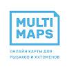 Multimaps - Интерактивная карта глубин