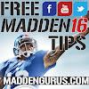 MaddenGurusTV   Madden 16 Tips, Cheats, Glitches, EBook