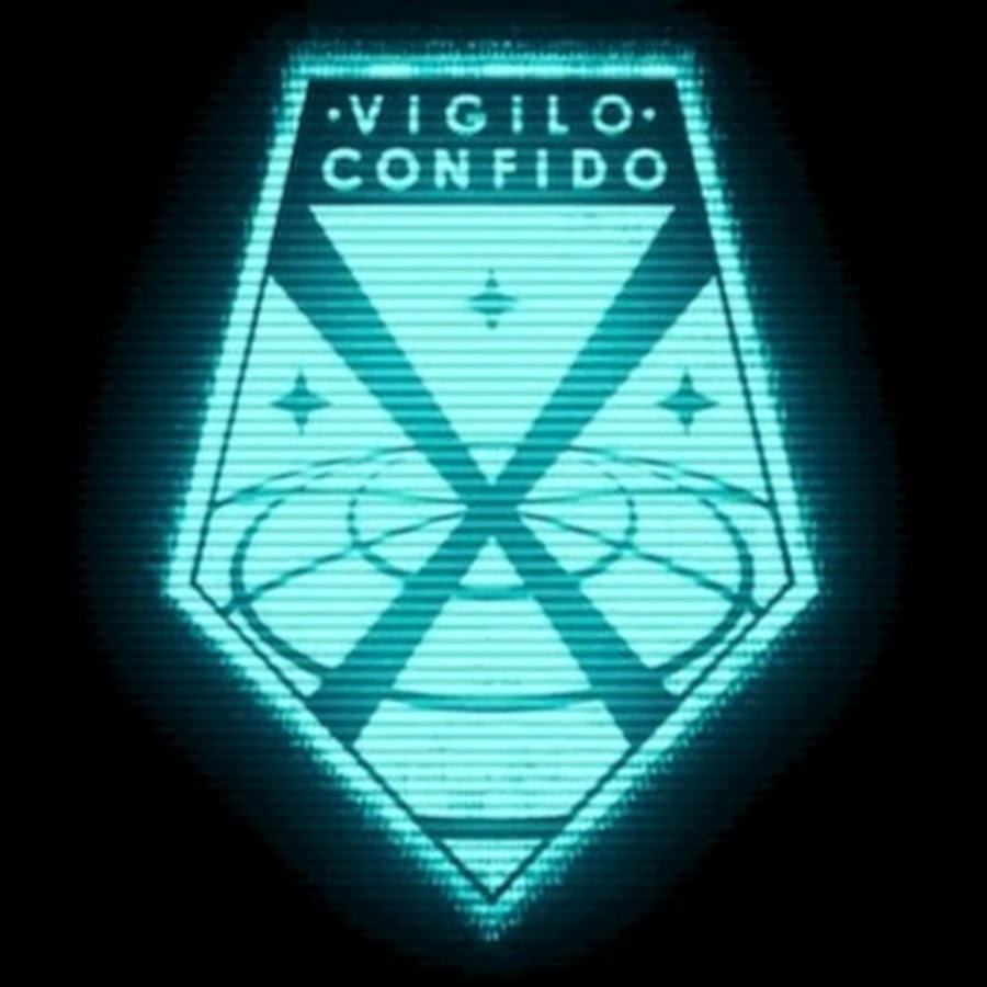 Vigilo Confido Badge