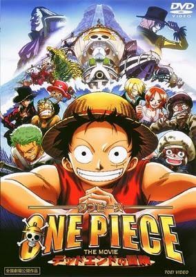 One Piece Movie 4 :Cuộc Đua Tử Thần