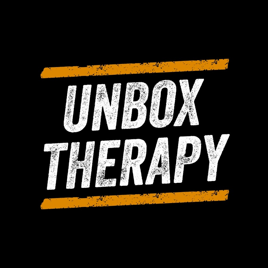 Unbox Therapy Youtube