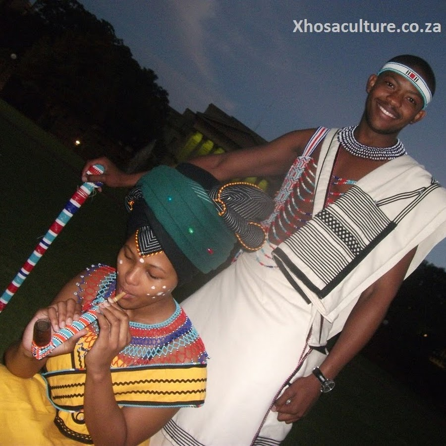 Xhosa Culture - YouTube
