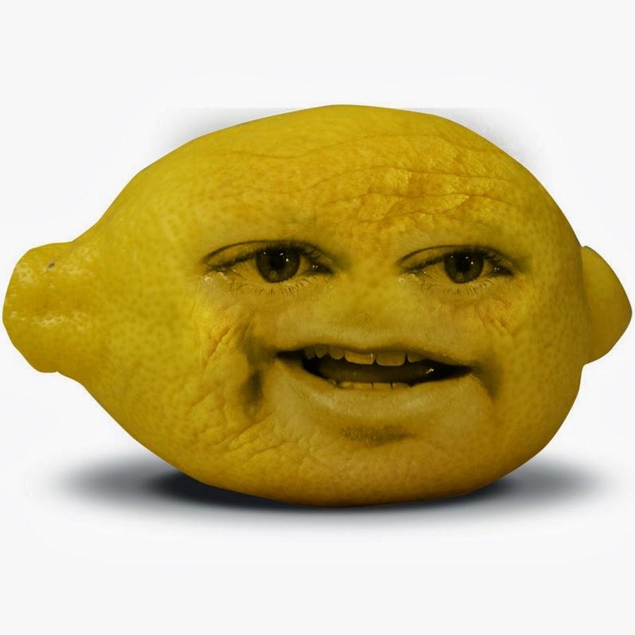 annoying orange grandpa lemon - photo #2