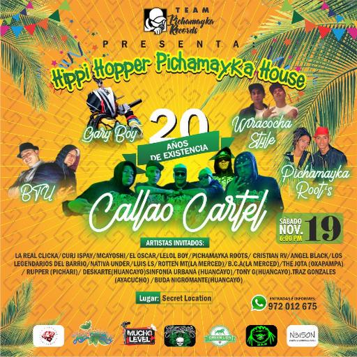 Callao Cartel Oficial Canal video