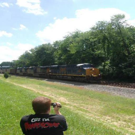 Dayton Ohio Railfan