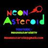 Neon Asteroid