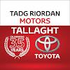 Tadg Riordan Motors Toyota Tallaght