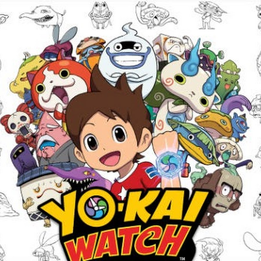 yokai watch youtube. Black Bedroom Furniture Sets. Home Design Ideas