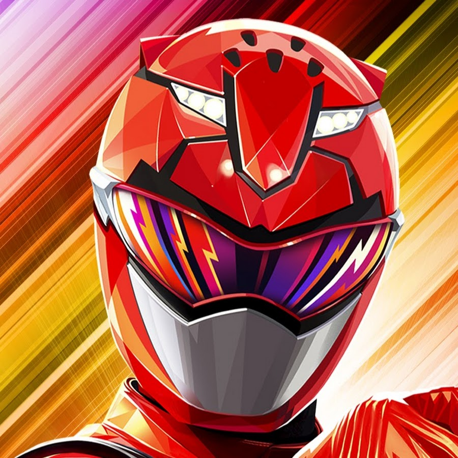 legendary power rangers youtube