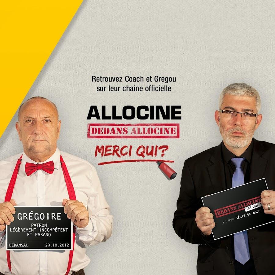 AlloCiné Créations - YouTube