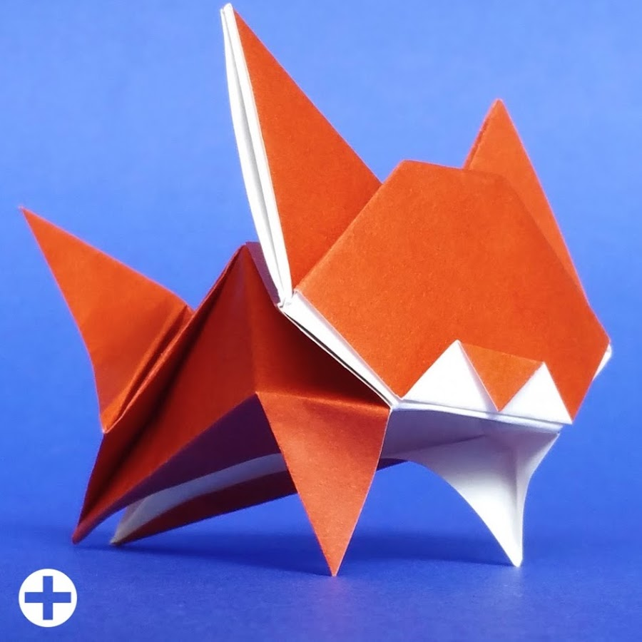 origami plus easy origami tutorials youtube