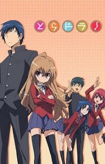 Xem Anime Cặp Mắt Sát Thủ -Toradora - Tiger X Dragon BD VietSub