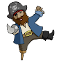 The Pixel Pirate
