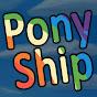 Ponyship Dashie