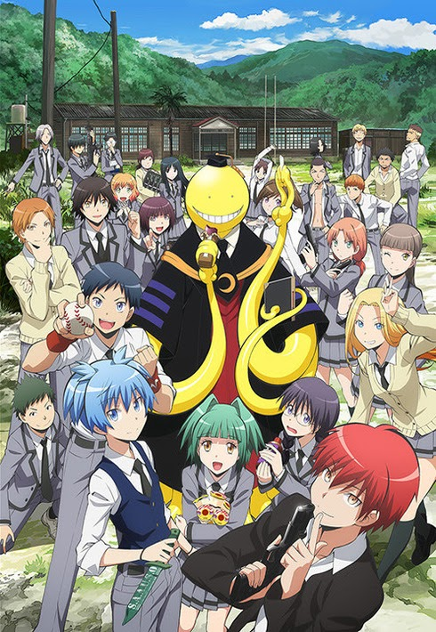 Lớp Học Ám Sát 2 -Ansatsu Kyoushitsu SS2 - Assassination Classroom Season 2 /VietSub