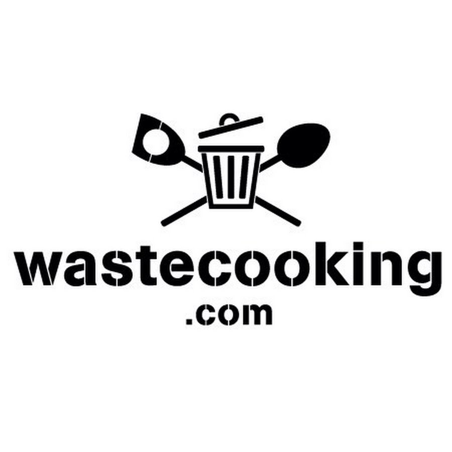 wastecooking - YouTube | {Kochshow logo 13}