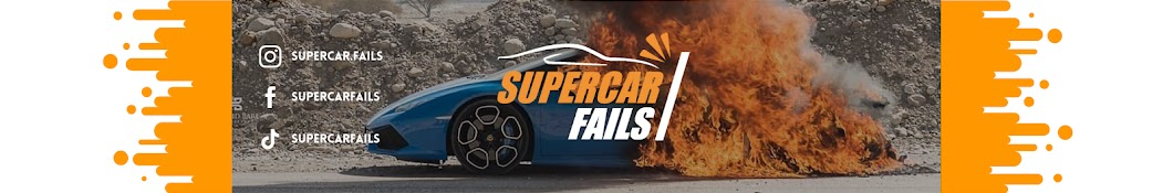 Supercar Fails