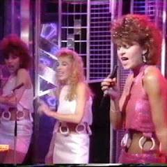 Carolyn Ali Espley too shy | kajagoogoo | top of the pops | 1983 | rock peaks