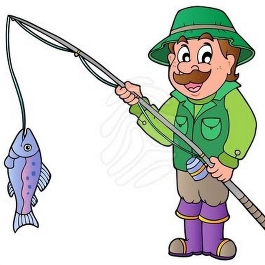как нарисовать рыболовную удочку