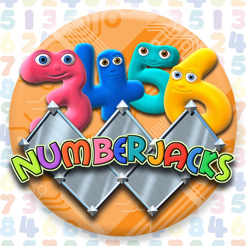 Numberjacks A Different Sort S2e14 Doovi