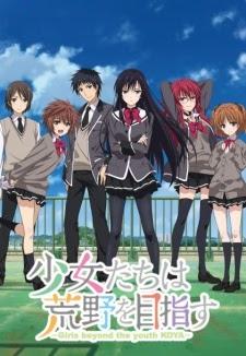 Shoujo-tachi wa Kouya wo Mezasu -Những Cô Gái Hoang Dã - Anime Shoujo-tachi wa Koya o Mezasu (TV) VietSub