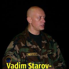 Рейтинг youtube(ютюб) канала Vadim Starov