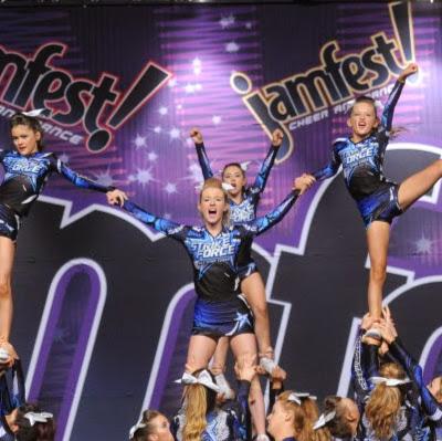 Strike Force All Star Cheerleading