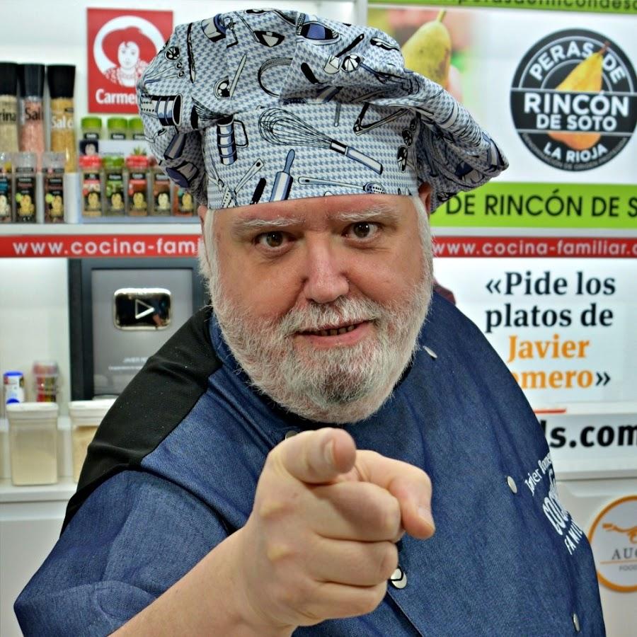 Javier romero youtube for Javier romero cocina