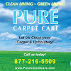 PURE Carpet Care