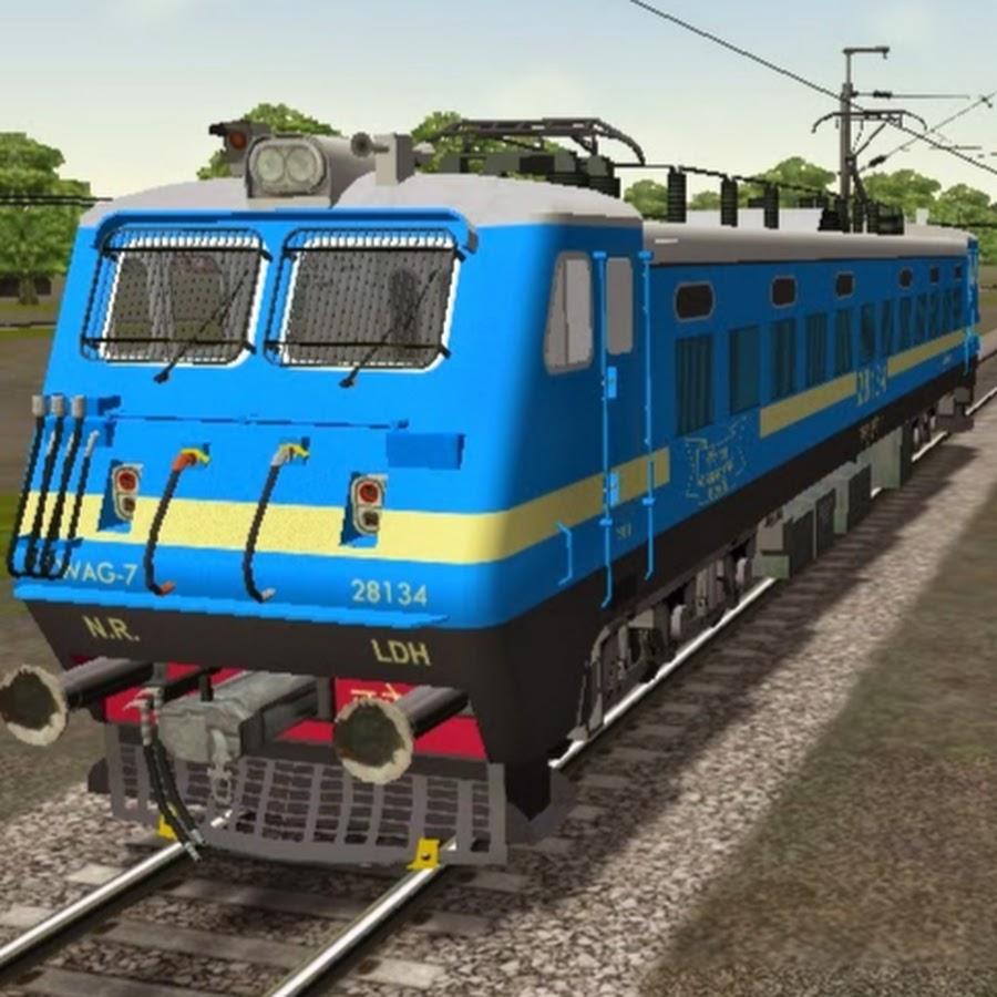 Microsoft train simulator msts indian railways taj express youtube.