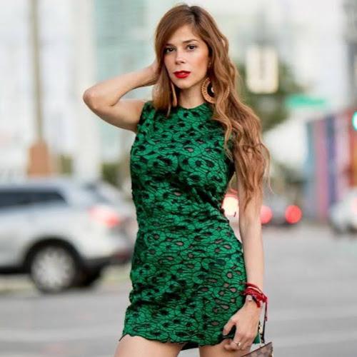 FOTOS: Gwen García Leets Revista H para Hombres Marzo 2015