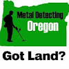 Metal Detecting Oregon