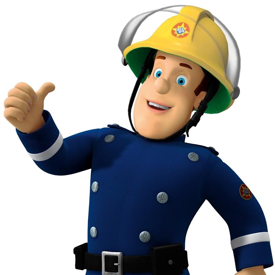 how to draw fireman sam