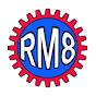 RM8 LEGO Technic Garage / ЛЕГО Техник Гараж / EBricks.ru