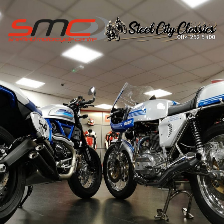 Total Motorcycle Website: SMC Bikes, Sheffield Motorcycle Centre