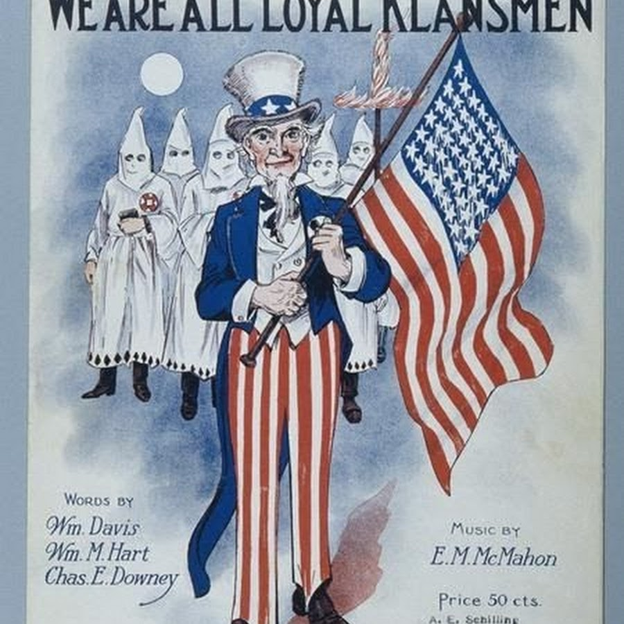 racism and the ku klux klan essay