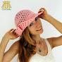 Kateryna Kurchak - Crochetka Design - Уроки вязания