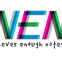 Never Enough Notes TV (never-enough-notes-tv)