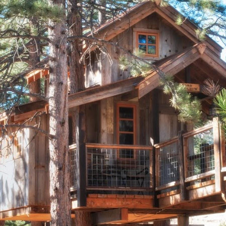 backyard treehouse builders youtube