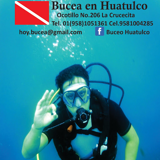 Buceo Huatulco