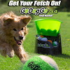 GoDogGo Fetch Machine I Automatic Ball Launcher for Dogs
