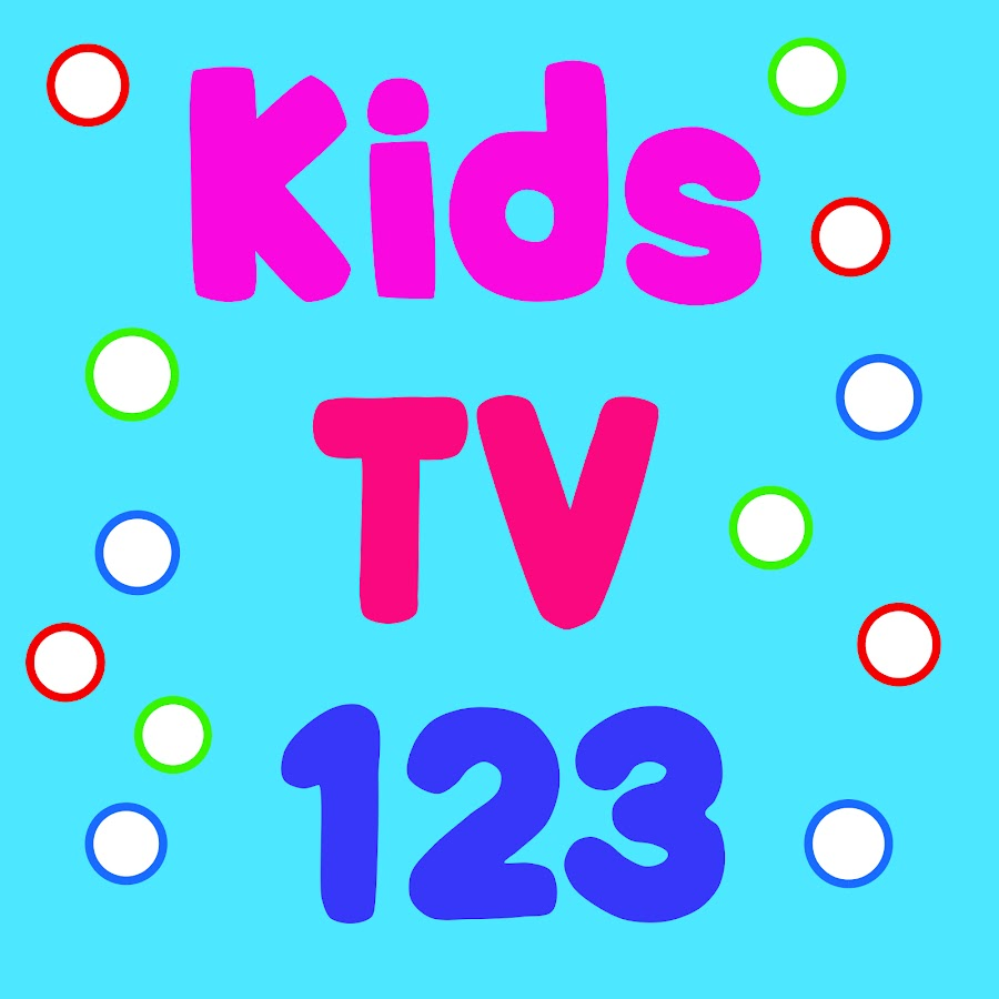 kidstv123 youtube