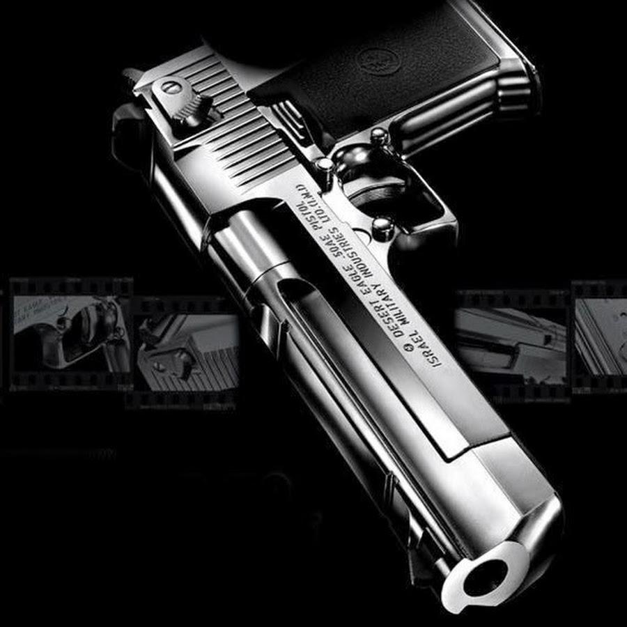 Черный пистолет рингтон скачать