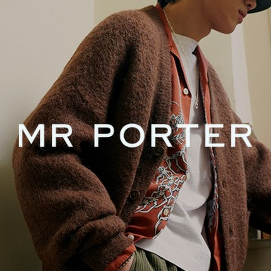 Mr porter youtube for Mr porter live