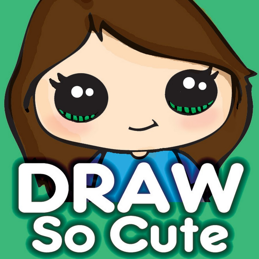 Draw So Cute - YouTube