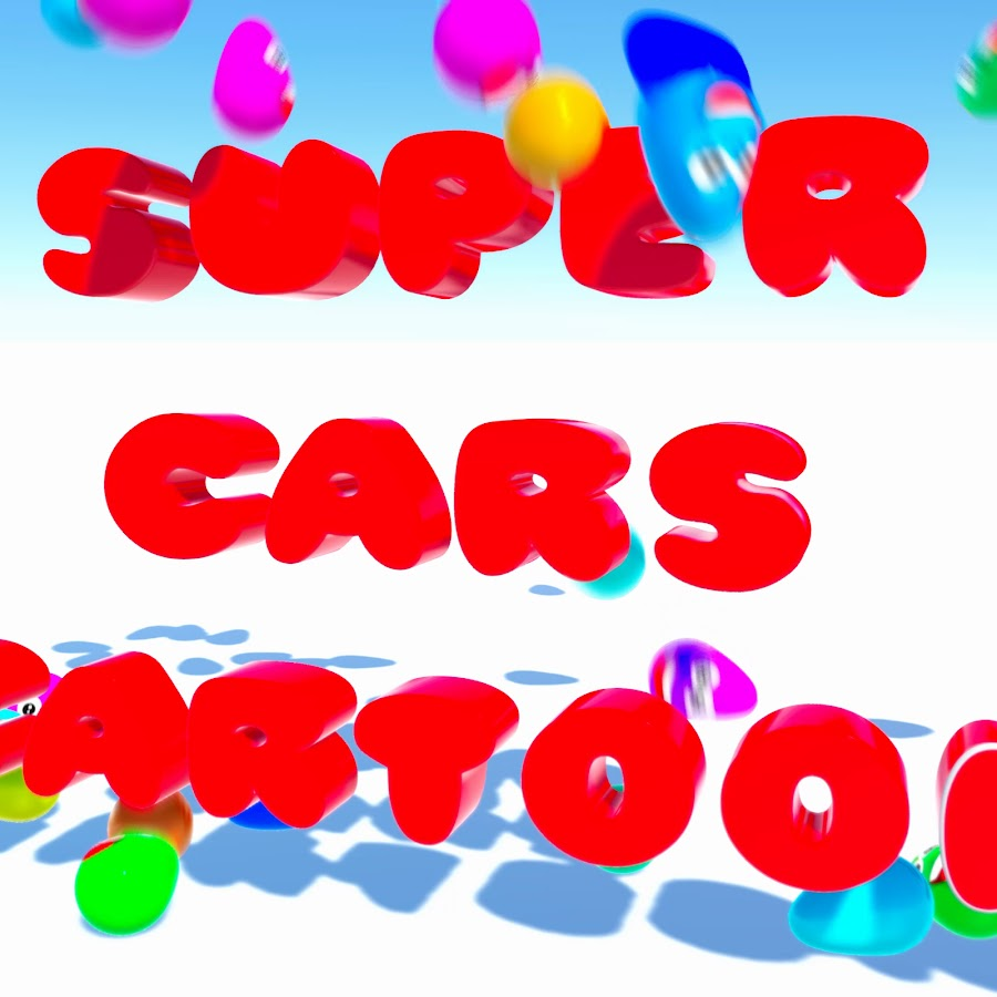 super cars cartoon youtube
