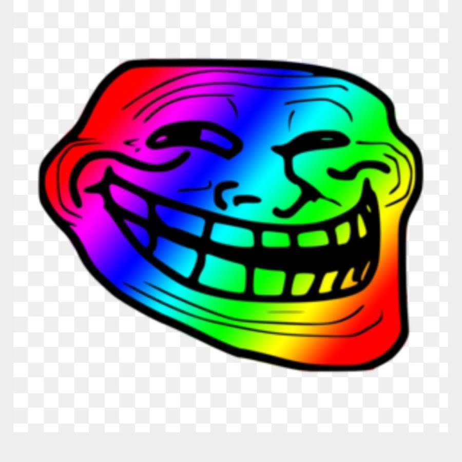 troll face lol guy