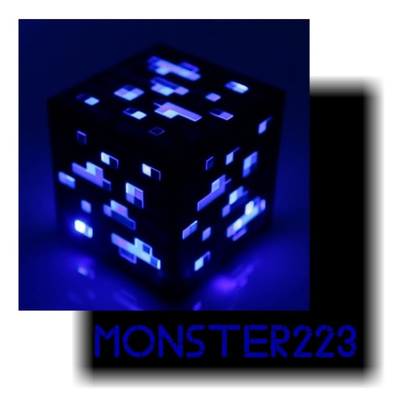 youtubeur monster223 gaming